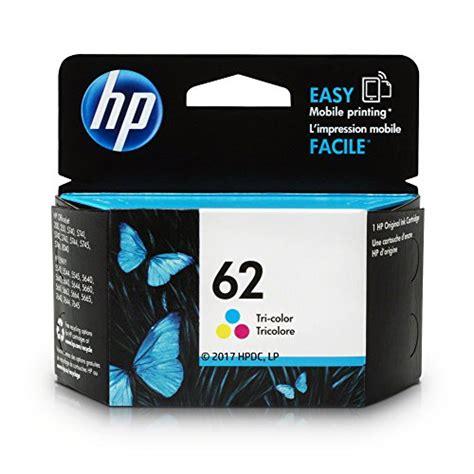 Hp Original 62 Cartridge Color hp 62 tri color original ink cartridge c2p06an reviews pc