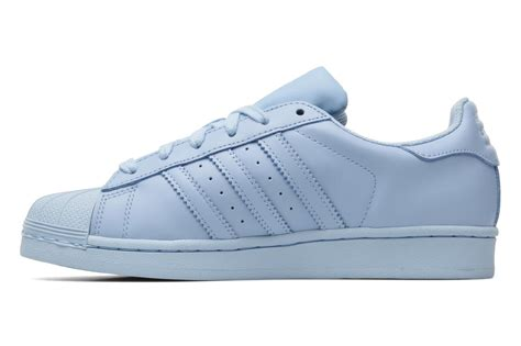 Jual Adidas Original Supercolor adidas originals superstar supercolor w trainers in blue