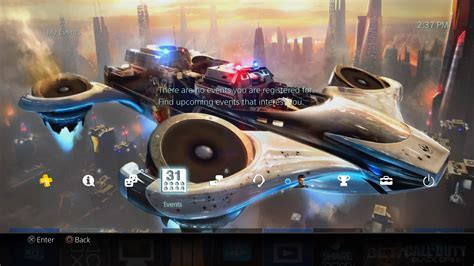 ps4 themes on pc new skyjacked dynamic theme available for free for all