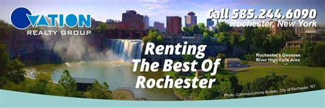 ovation realty rochester  york  bedroom apartments