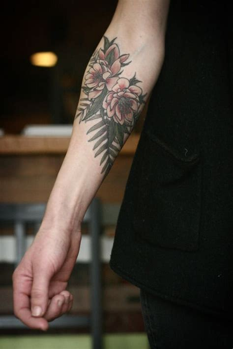 tattoo placement for business 1000 ideas about little flower tattoos on pinterest