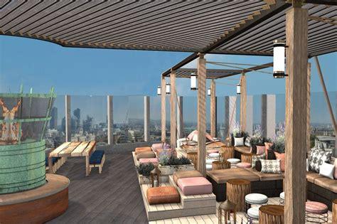 top bars in canary wharf novotel to open bokan sky bar and restaurant near canary