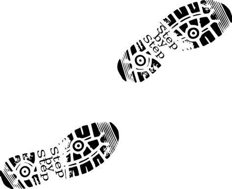 walking shoes clip at clker vector clip