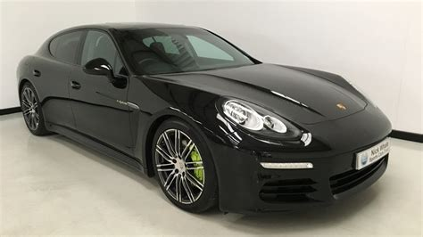porsche panamera 2017 sunroof for sale porsche panamera s e hybrid 2015 black