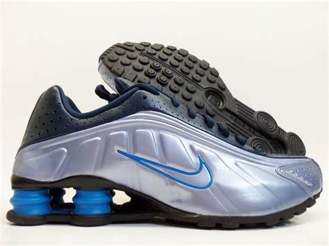 nike shox r4 mens running shoes nike shox r4 104265 402 new mens running shoes