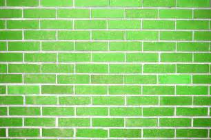 lime green brick wall texture picture free photograph photos public domain
