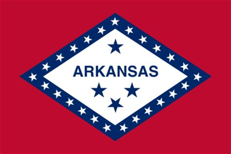 Arkansas The 25th State by Arkansas State Information Symbols Capital