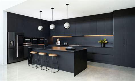black beauty  bold kitchen  silestone negro tebas