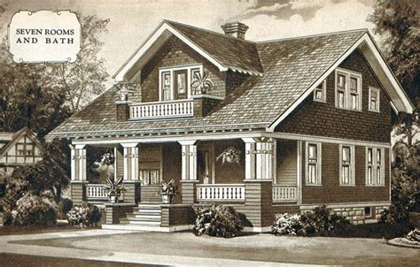 sears houses craftsman bungalow house plans 1930s