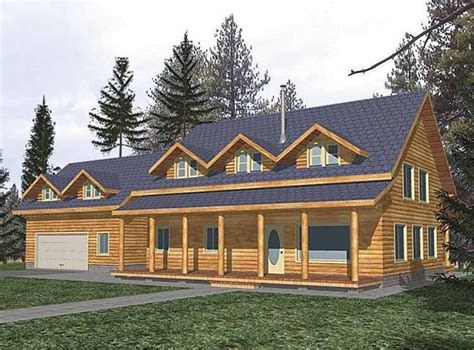 log home floor plans with garage 17 best images about home plans on house plans