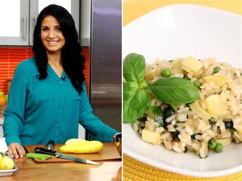 Layra Simple demo vitale makes risotto