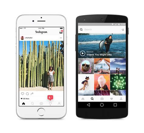 this is what your instagram app might look like soon instagram blog