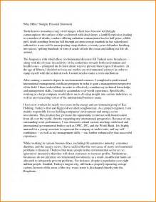 Personal Essay Exles For Graduate School by Professional Personal Statement