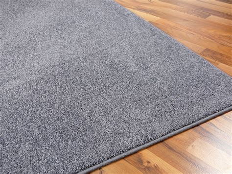 velour teppich hochflor velours teppich triumph grau in 24 gr 246 223 en