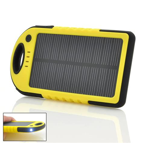 solar 360 battery charger wholesale solar powered charger 5000mah portable charger
