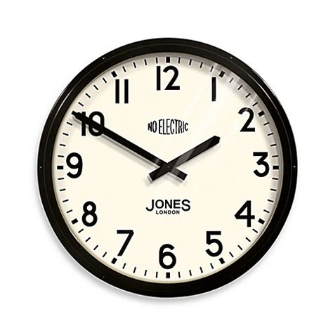 bed bath beyond clocks buy kitchen wall clocks from bed bath beyond