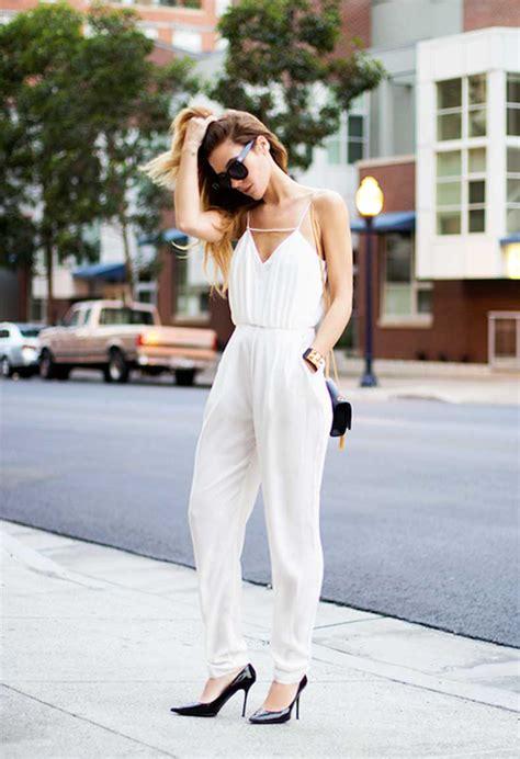 White Style Wardrobe - 5 formas de usar un enterito blanco cut paste