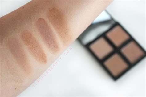 E L F Studio Bronzers Cool Bronzer review swatches new e l f studio palettes
