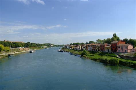 fiume di pavia pavia fiume ticino juzaphoto