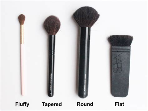Highlighting Brush makeup brushes for highlighting and contouring mugeek