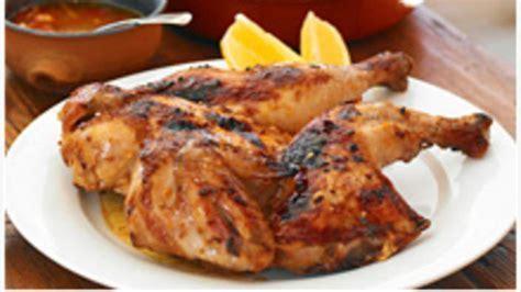 Portuguese chicken recipe : SBS Food