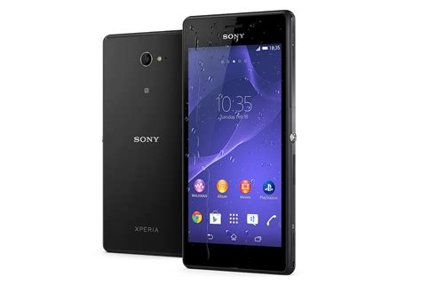 Hp Sony M2 Tahan Air ponsel tahan air xperia m2 aqua sony mobile indonesia