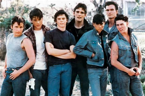 the outsiders the new peach print book movie review the outsiders by s e hinton