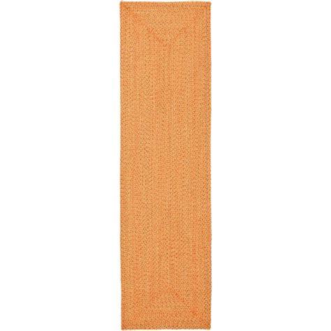 safavieh braided multi 8 ft x 8 ft safavieh braided multi 2 ft 3 in x 8 ft rug runner brd166a 28 the home depot
