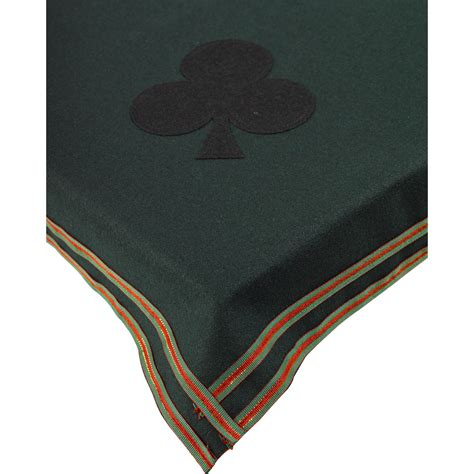 card table cloth bridge card tablecloth casino gaming