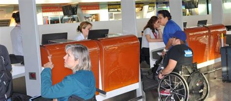 global entry help desk air travel tips for with disabilities mobility