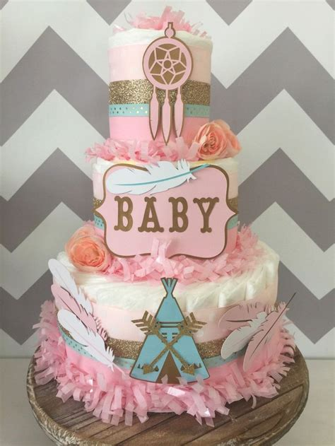 Cake For Baby Shower Centerpiece by 51 Best Tribal Baby Shower Decorating Ideas Images On