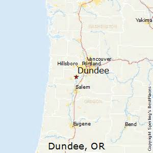 dundee oregon map best places to live in dundee oregon