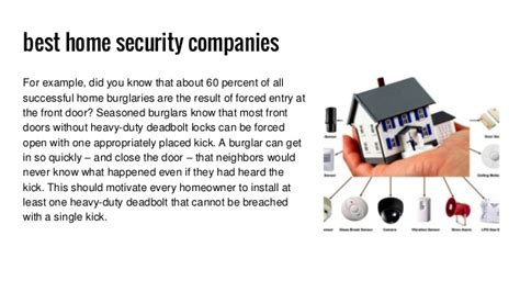 home security systems companies 28 images top 5 home