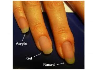 7 Disadvantages Of Acrylicuv Gel Nails by Acrylic Vs Gel