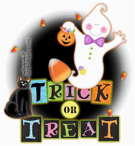 Trick Or Treat Graphic 15 glitter graphics the community for graphics enthusiasts