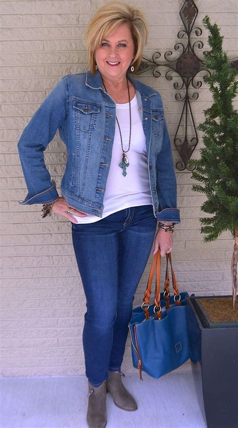 best jeans for women in their 40s 17 best ideas about over 40 on pinterest fashion over