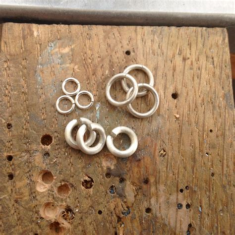 how to make jump rings for jewelry how to make a jump ring free photo tutorial