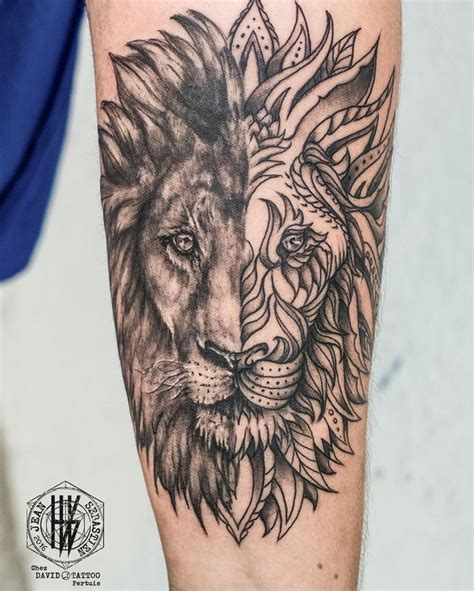 color lion tattoo 13 best color tattoos images on