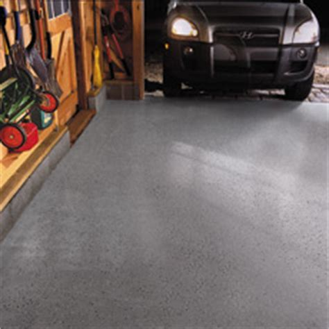 How to Epoxy Coat a Garage Floor   This Old House