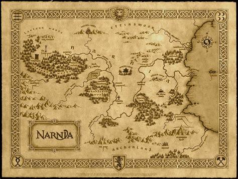 le cronache di narnia il la strega l armadio wallpaper mappa de le cronache di narnia il la