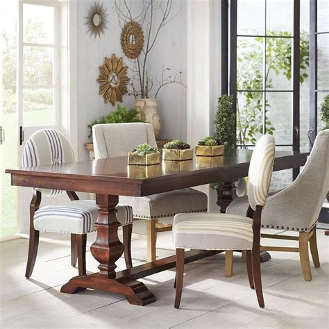 pier one dining room table espresso 84 quot dining table pier 1 imports espresso and