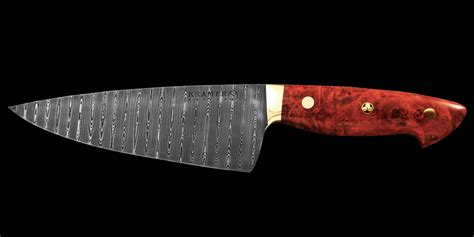 most expensive kitchen knives the mad bladesmith behind the world s greatest kitchen knives