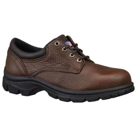 roots oxford shoes thorogood 174 steel toe oxfords root 158570 work