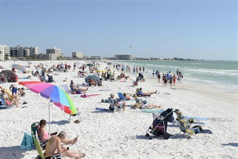 Sarasota County Florida Property Records Sarasota County Draws Record Tourism Numbers Sarasota