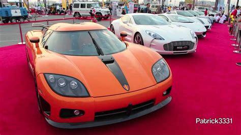koenigsegg uae koenigsegg ccxr orange dubai auto trader uae event 28 02