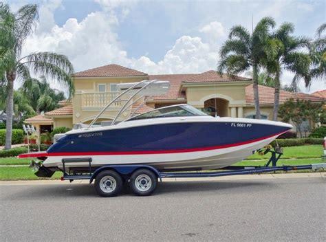four winns boat starter four winns 242 sl bowrider sport deck family boat