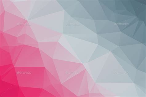 Vc84912 Black Pink Blue Gray material design geometric backgrounds x12 by monikaratan graphicriver