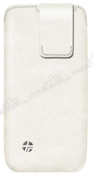 Trexta Iphone 5 Lifter White trexta iphone se 5 5s lifter m箟knat箟sl箟 beyaz deri k箟l箟f