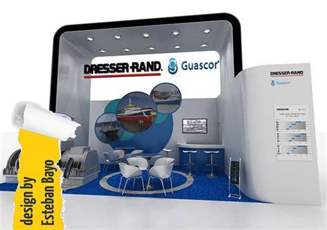 stand guascor dresser rand on behance