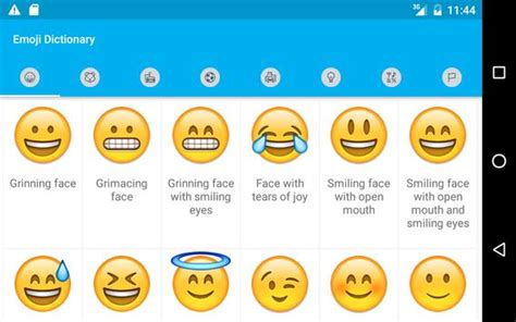Smiley Sticker Meaning by Emoji Meaning Emoticon Free Apk Download Free Social App